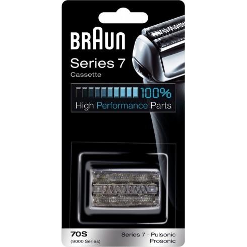 photo de Braun 70S Cassette pour rasoir électrique Braun Séries 7 Pulsonic