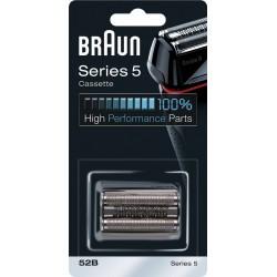 photo de Braun 52B Cassette pour rasoir électrique Braun série 5 5020 / 5030 / 5040S