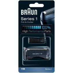 photo de Braun 11B CombiPack, grille et couteau pour rasoir électrique Séries 1