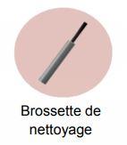 brossette de nettoyage