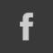 logo facebook gris comptoir du barbier