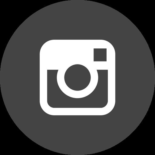 logo instagram gris comptoir du barbier