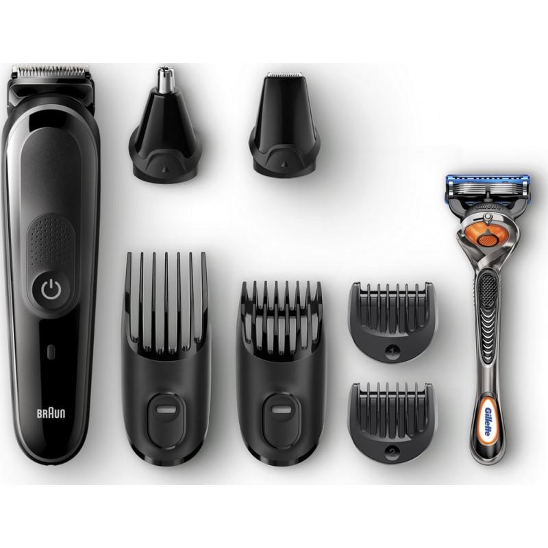 tondeuse multifonction Braun MGK5060 blog rasoir service