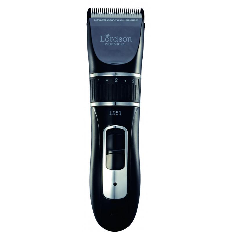 tondeuse cheveux et barbe Lordson L951 comptoir du barbier