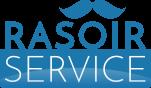 Rasoir service distribution Logo